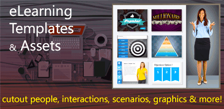 eLearning Templates & Assets